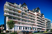 France, Loire-Atlantique (44), La Baule waterfront