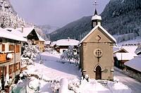 France, Haute-Savoie (74), Morzine