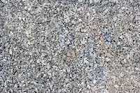 Granite surface, close up