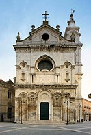 cathedral, foggia, italy