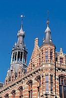 holland, amsterdam, shopping-centre