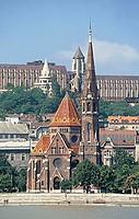 hungary, budapest, calvinistic church