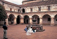 guatemala, antigua, convent