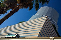 Low angle view of a building, Miami, Florida, USA (thumbnail)