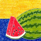 Fresh watermelon (thumbnail)