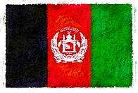Flag of Afghanistan (thumbnail)