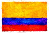 Flag of Colombia (thumbnail)