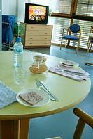 HOSPITALDIET<BR>PhotoessayatthehospitalofMeaux77,France SiteofOrgemont