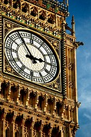 Big Ben. London. England. UK