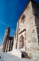 La Seu Vella (old cathedral). Lleida. Catalonia. Spain (1269)