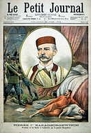 press/media, magazines, ´Le Petit Journal´, Paris, 14 volume, number 658, illustrated supplement, Sunday 28 June 1903, title, ´Peter I Karadordevic´, ...