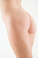 Female buttocks