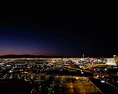 USA, Nevada, Las Vegas, city-overview, 'The striptease', at night, series, North America, West coast, city, player-city, Las Vegas boulevard, amusemen...