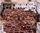 Tanner's quarter. Fes. Morocco