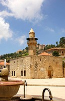 Fakhreddine Al Maani, the first Mosque in Deir Al Qamar in Lebanon