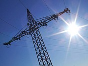 energy, power, mast, wire, high voltage, pipelines, electricity, stream, electricity supply, industry, energy supply