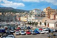 Port of Bastia, Corsica, France