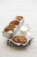 Anzac biscuits Australian