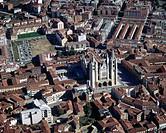 Cathedra. León. Castilla-León, Spain