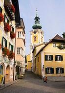 Town of Gmuden Austria