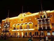 ´Alcaldia de Lima´. Historic centre. Lima. Peru
