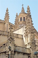 Spain, Castilla leon, Segovia, City, Architecture, Tower, Towers