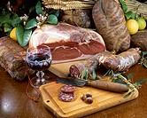 Delicatessen from Corsica