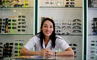 optical  shop assistant  in Saigon,Vietnam