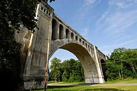 The Big Four Bridge is located in Shelby County at Sidney Ohio is a major point of interest for the state of Ohio and built in 1924