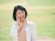 Cellular Phone Scene