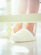 Woman´s feet