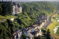 europe, france, loire valley, chaumont-sur-loire