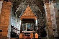 europe, italy, fara in sabina, farfa abbey