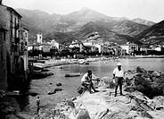 italia, toscana, isola d´elba, marciana marina, 1950_1960