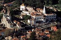 portugal, sintra, palàcio nacional de sintra
