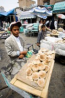 asia, arabian peninsula, yemen, sana´a, market in the old town