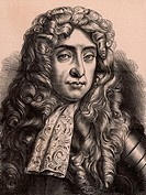 James II 1633-1701 king of Great Britain and Ireland 1685-1688  Son of Charles I and brother to Charles II  The last Roman Catholic king of England, h...