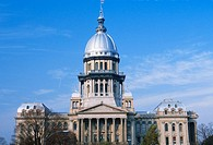 ´State Capitol of Illinois, Springfield´
