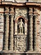 Iglesia de La Merced. Lima. Peru