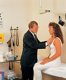 Lifestyle, Medicine, Hospital, Doctor & patient, Consulting room,