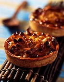 Pine nut tartlet