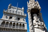 Belem tower. Lisbon, Portugal