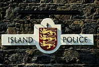 Channel Islands, Guernsey, local police