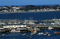 Channel Islands, Guernsey, harbour