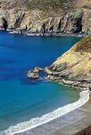 Channel Islands, Sark, seaside