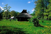 Estonia, Tallinn, Rocca al Mare, Estonian Open-air Museum