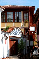 Bulgaria, Plovdiv, old city, habitation