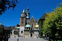 Poland, Kracow, Wawel Hill, cathedral (thumbnail)