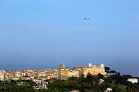 italy, lazio, castelli romani, castel gandolfo