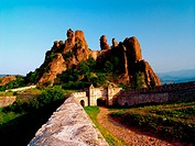 Kaleto fortress Belogradchik rocks Belogradchik Bulgaria